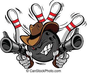 Cowboy-Bowling-Bowling-Showout