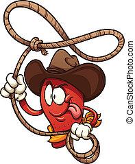 Cowboy Chili Pfeffer