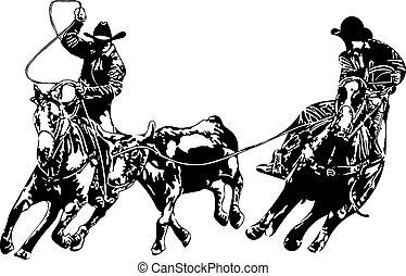 Cowboy-Teams