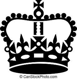 Crown ist ruhig.