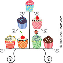 Cupcakes im Zeugenstand