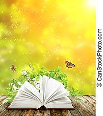 Das Buch der Natur.