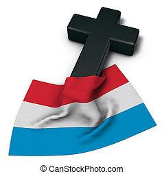Das christliche Großherzogtum Luxemburg.
