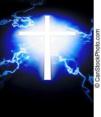 Das glanzvolle Kreuz