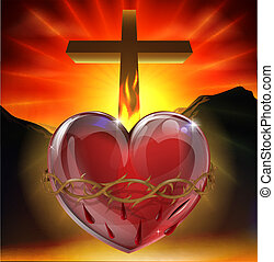 Das heilige Herz