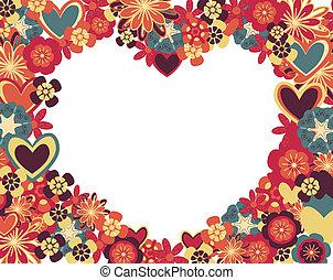 Das Herz der Blumen