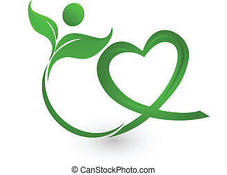 Das Logo der grünen Natur.