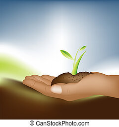 Das Mittel des Wachstums