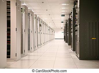 Datenzentrum der Enterprise