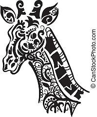 Decorative Giraffe