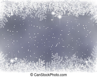 dekoration, winter, hintergrund, weihnachten
