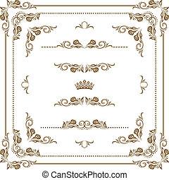 Dekorationsrahmen