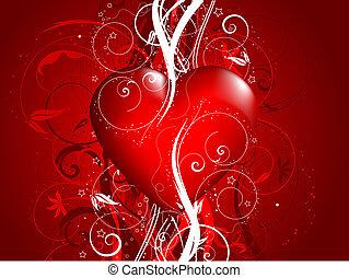 Dekorative Valentinsgeschenke.