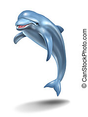 Delfinsprung.