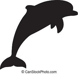 Delfinvektor