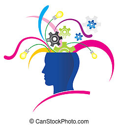 denken, kreativ