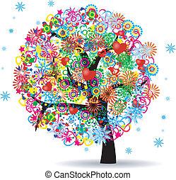 Der Baum des Lebens.
