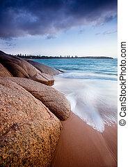 Der Strand rockt