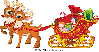 Der Trick mit dem Weihnachtsmann