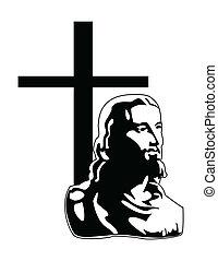 Der Vektor Jesus