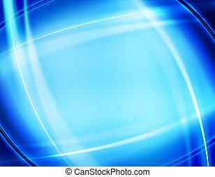 Design von blau abstraktem Hintergrund.
