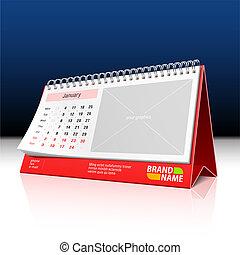 Desktop-Kalender