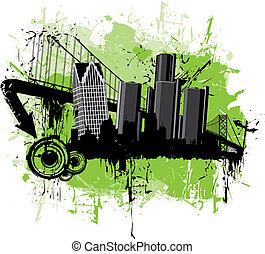 Detroit Grunge-Szene