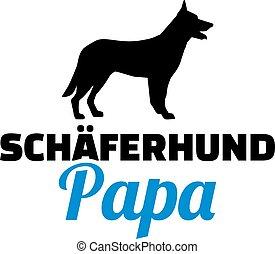 Deutscher Hirte Dad Deutsch.