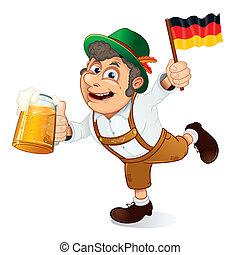 Deutscher Mann