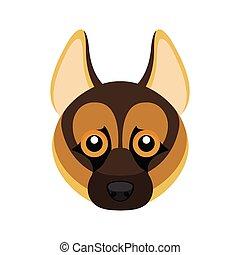Deutscher Schäferhund Avatar