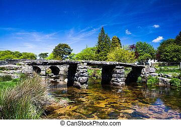 Die alte Klatschbrücke