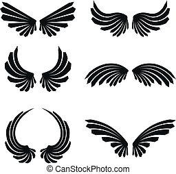 Die Flügel setzen Rudel 5