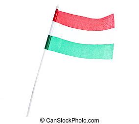 Die Flagge des Hungary