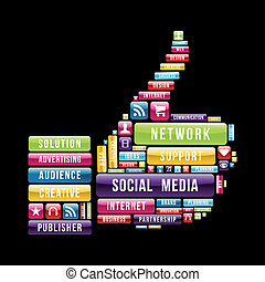 Die sozialen Medien machen Druck