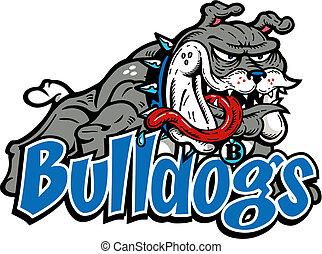 Die totale Bulldogge