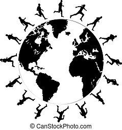 Die Welt regieren