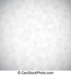 Digitale Dreieckspixel Mosaik
