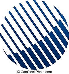 Digitale Technologie Logo Design Vorlage Vektor.