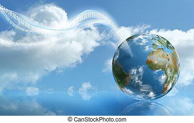 Digitaler Touchdown mit Cloud Computing