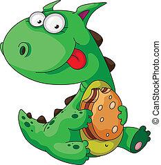 Dinosaurier-Essen