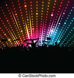 Disco-Publikum