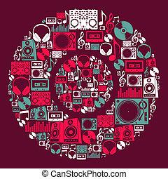 DJ-Musik-Disc