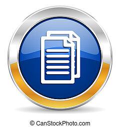 Dokument-Ikone