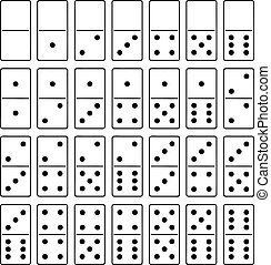 Domino Set.