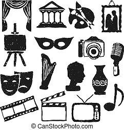 Doodle Kulturfotos