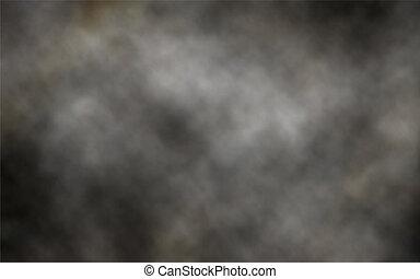 Dunkler Rauch Hintergrund