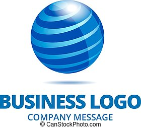 Dynamic Business Globus Logo.