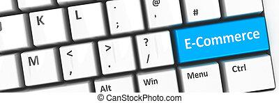 e-commerz, computertastatur