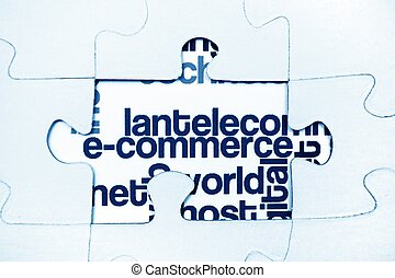 e-, handel