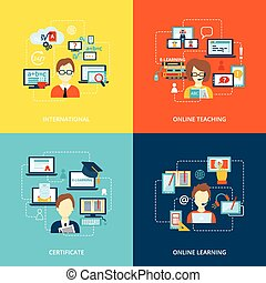 E-Learning Icon Wohnung.